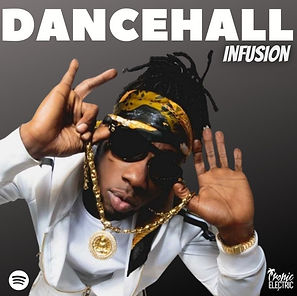 digital cover for dancehall infusion spo