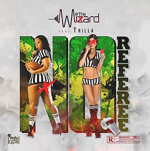 digital cover for no referee by the wixard