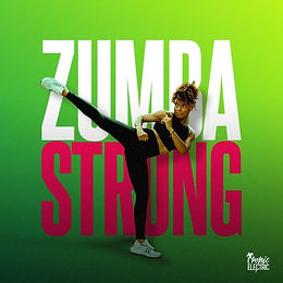 digital cover for tropic electric zumba strong playlist on spotify apple music deezer