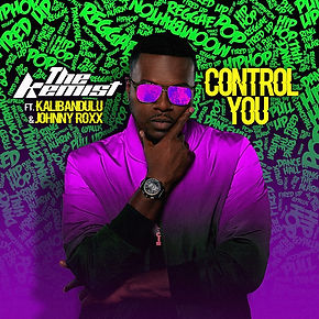 digital cover for control you by the kemist feat johnny roxx and kalibandulu