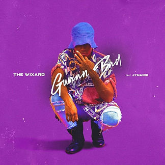 digital cover for Gwaan Bad by The Wixard feat Jynaire