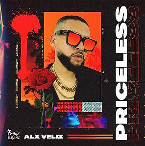 digital cover fo priceless by Alx Veliz