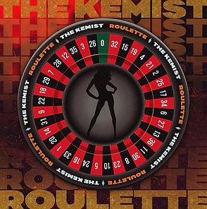 digital cover for the kemist roulette.jp