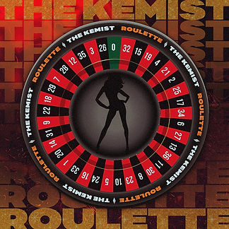 digital cover for Roulette by The Kemist