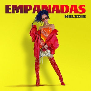 digital cover for empanadas by Melxdie.j