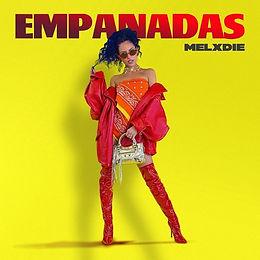 digital cover for Empanadas by Melxdie