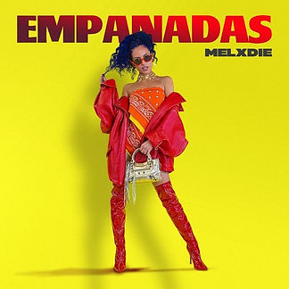 digital cover for Empanadas by Melxdie