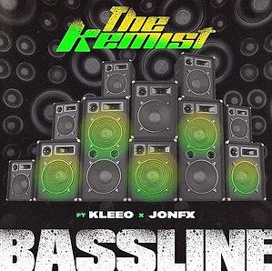 digital cover for bassline by the kemist