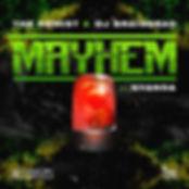 digital cover for mayhem by the kemist & dj braindead