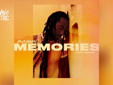 "🎶 Buju Banton & John Legend - ""Memories"" Playlist on Spotify"