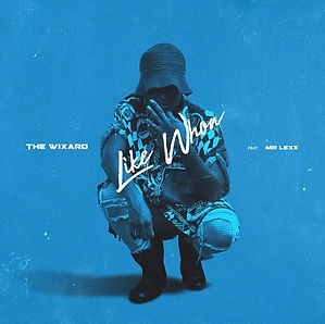 digital cover for like whoa by the wixar