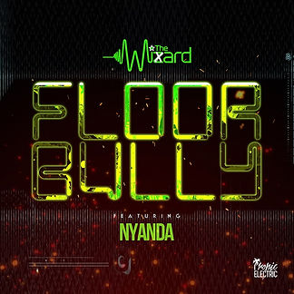 digital cover for Floor Bully by The Wixard featuring Nyanda