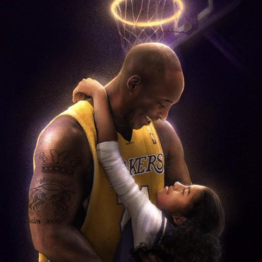 Kobe and Me.