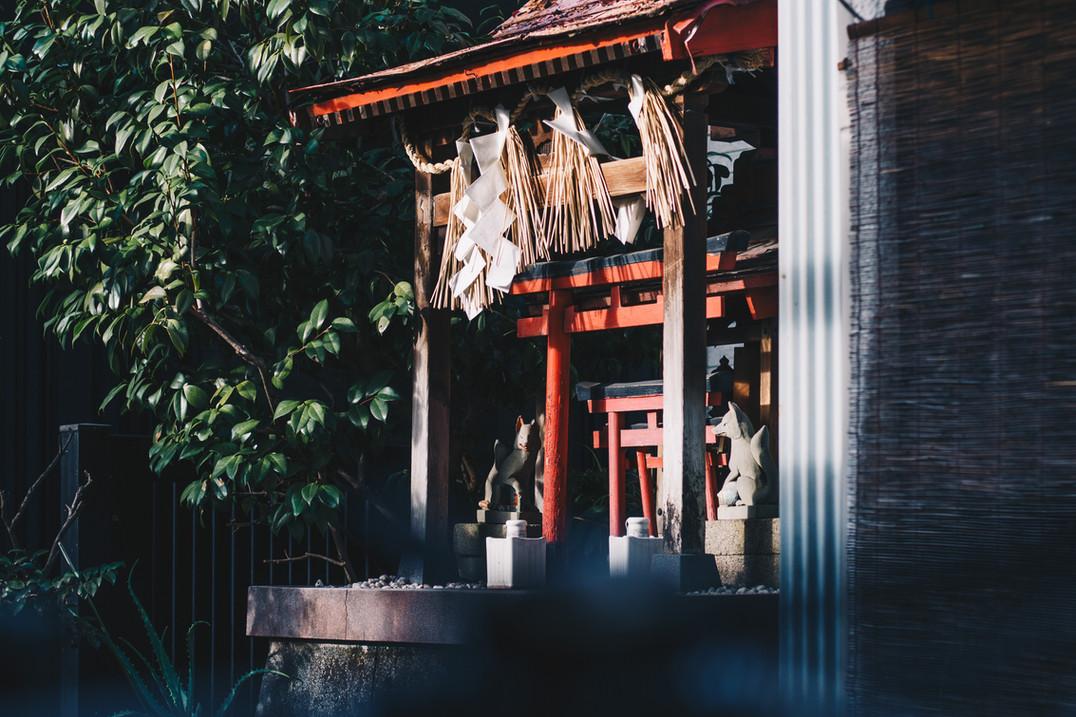 ミニチュア神社