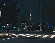 スカイツリー 夜景 撮影スポット