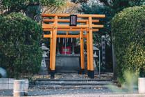 キツネ神社