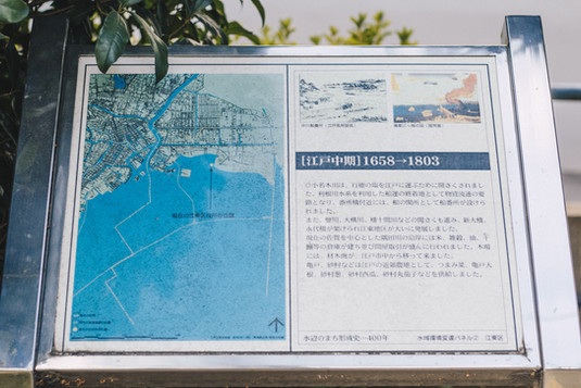 水辺の歴史