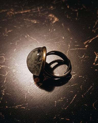 Świecący pierścionek
