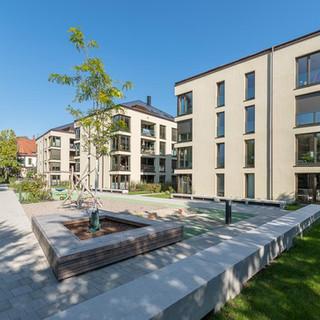 Wohnbebaung in der Wiehre  KFA Architekten Freiburg