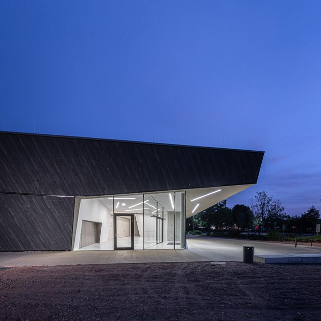 Festhalle Kuppenheim  Dasch Zürn und Partner Stuttgart / München