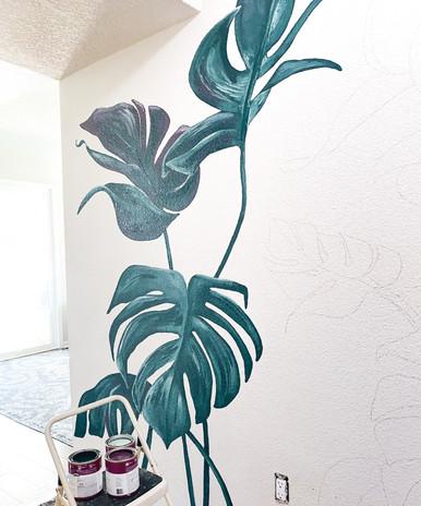 Custom Mural 4