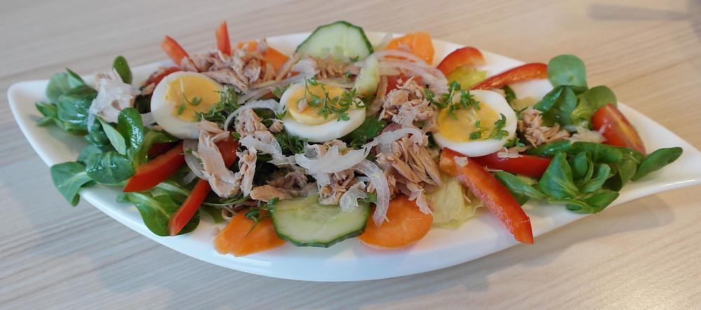 Nicoise Summer Salad