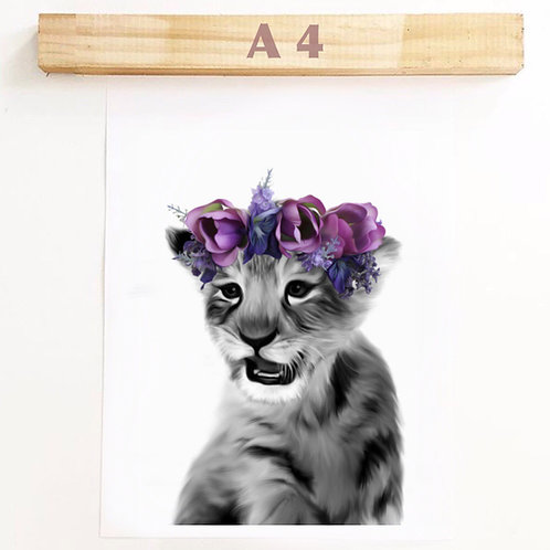 A4 RIZZO FLOWERS