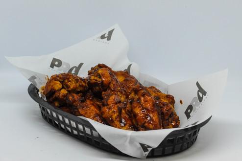 Jack Daniel's Wings