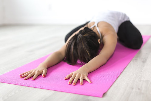 Avspenningsøvelser/Breathing exercises