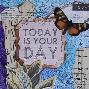 Chrysalis Counselling  offers creative, therapeutic art journalling on a 1:1 basis