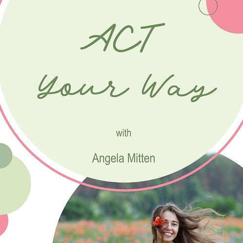 ACT Your Way ebook