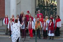 Gospel in the Maine at the Castlemaine Fringe Festival 2021
