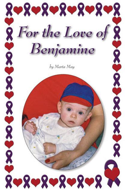 (paperback) For the Love of Benjamine
