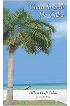 (paperback) Cuando Sali de Cuba (When I Left Cuba)