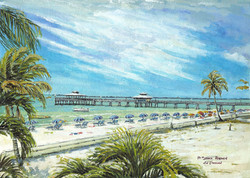 Ft. Myers Beach Fishing Pier