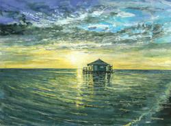 High Tide at Sunrise
