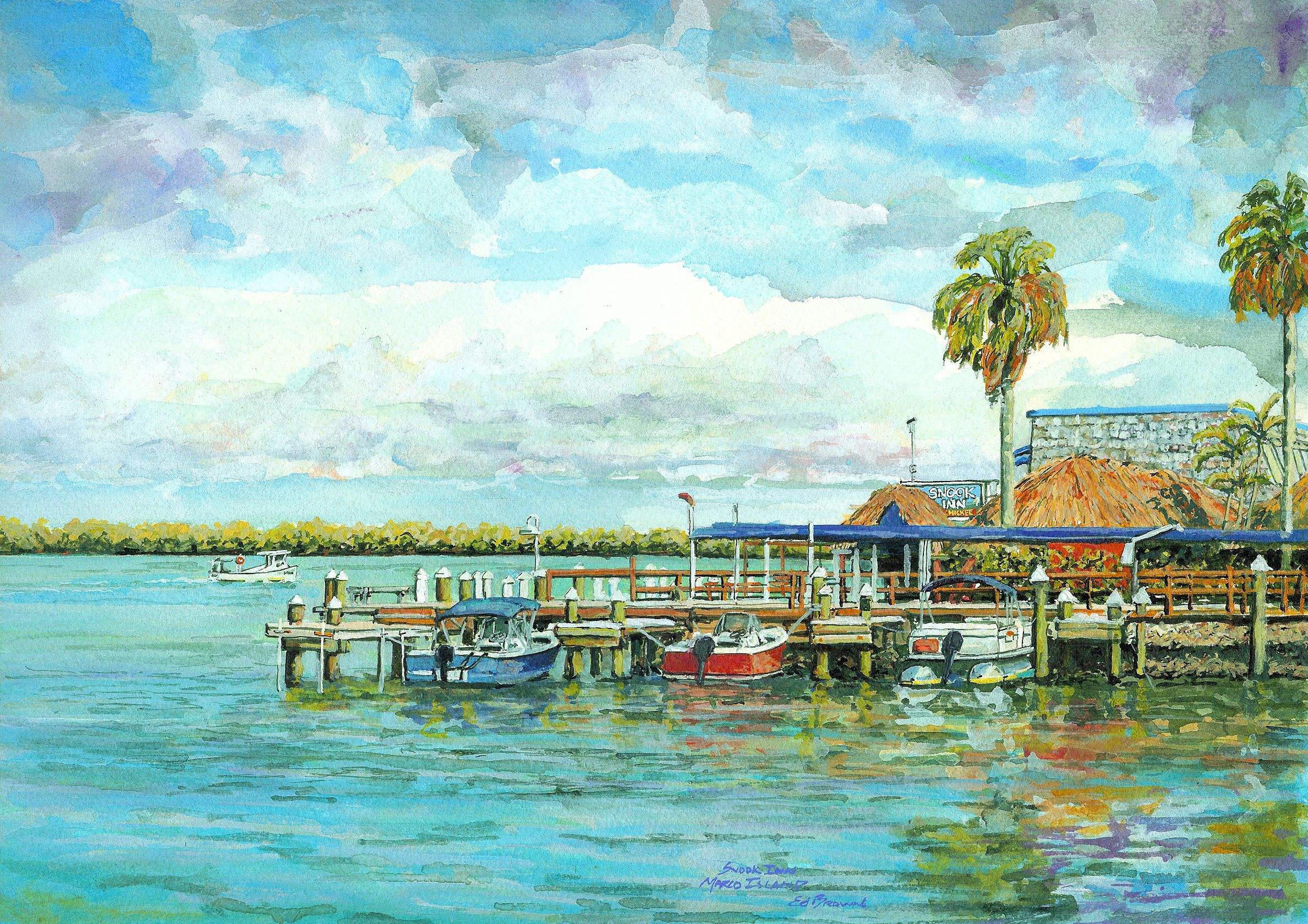 Snook Inn, Marco Island