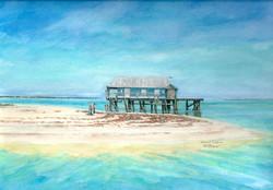Blue Waters, Fishouse  North Captiva
