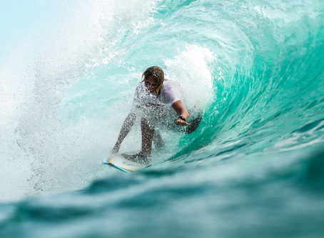 Learn to Surf and Ride the Market Waves