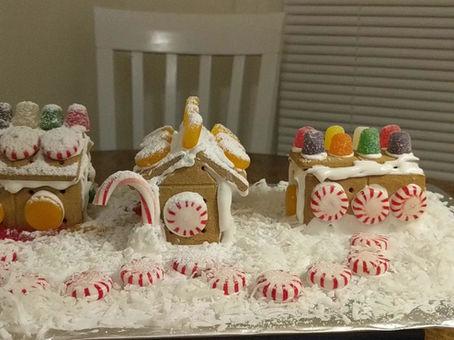 Christmastime Cohousing Fly Through