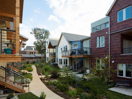 Opinion: Designing togetherness during a pandemic? Cohousing groups say shared community a lifeline.