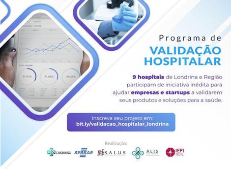 Atenção Startups, empresas e indústrias de todo o Paraná