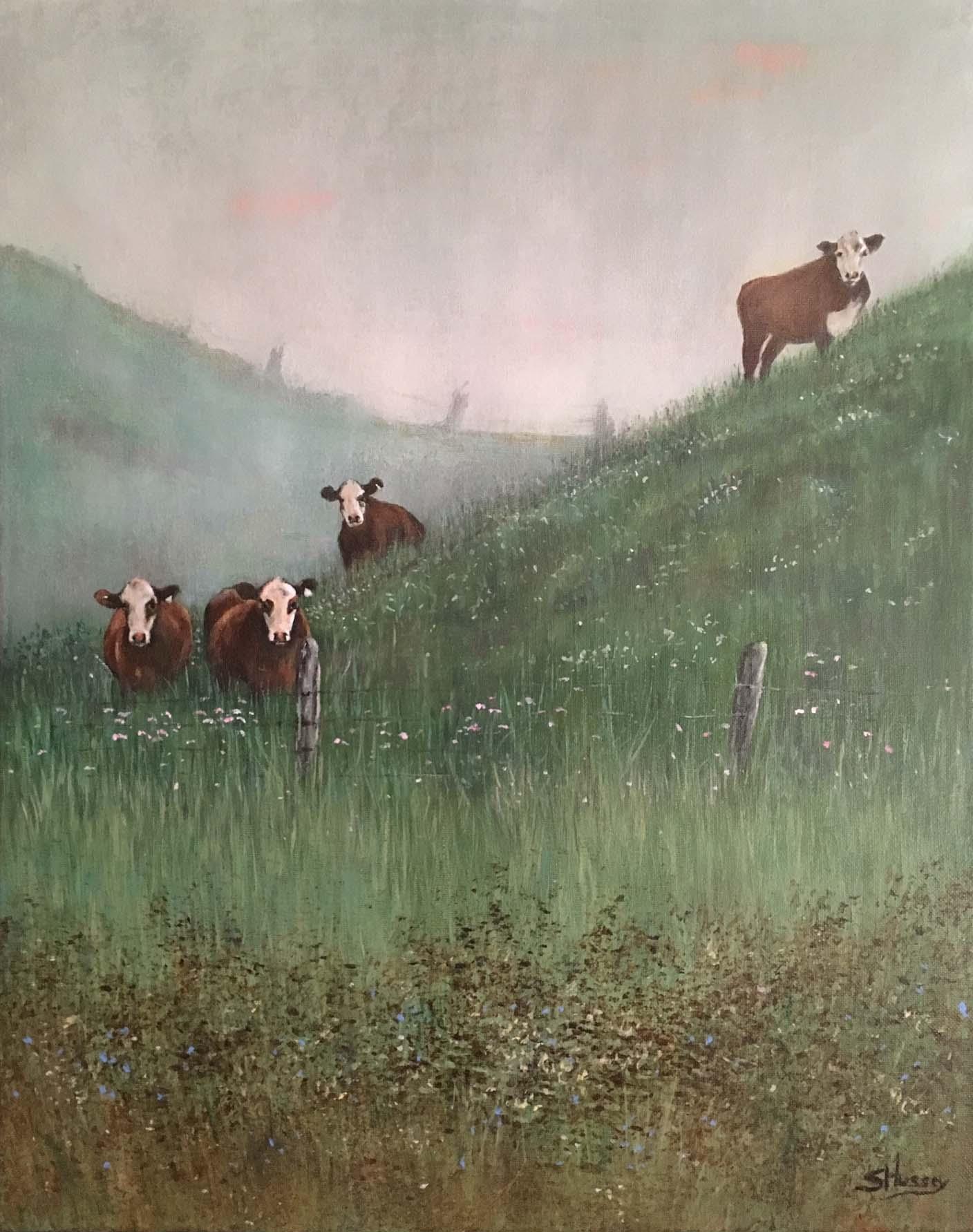 Annie's Cows
