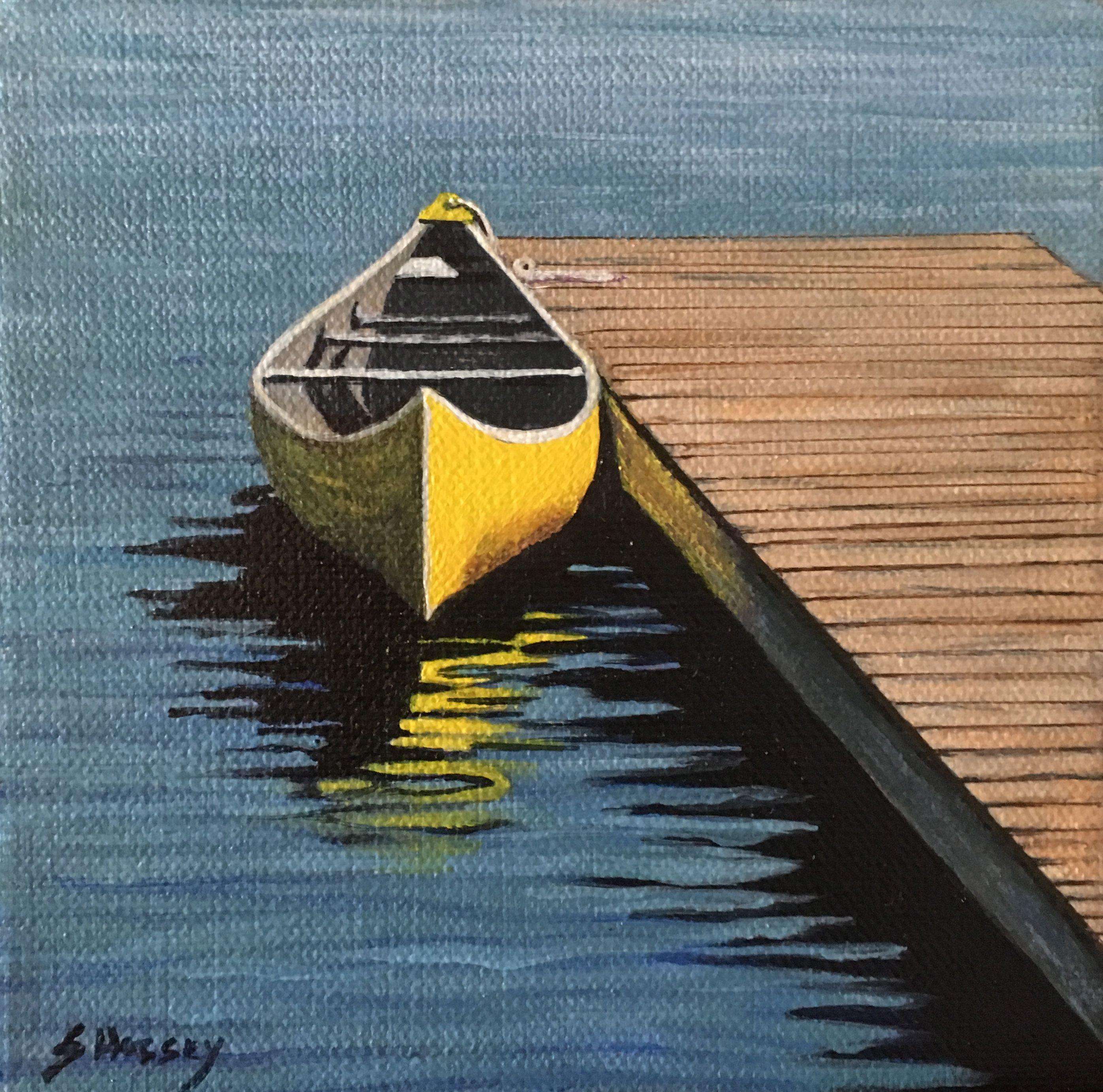 Yellow Canoe