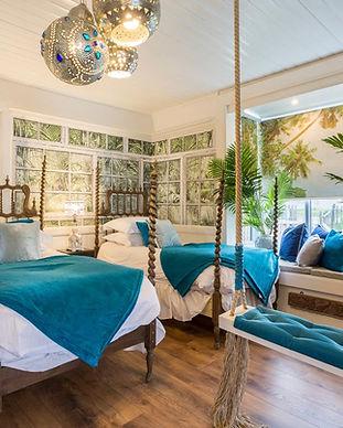 Pondicherry En-suite Bedroom with Swing.