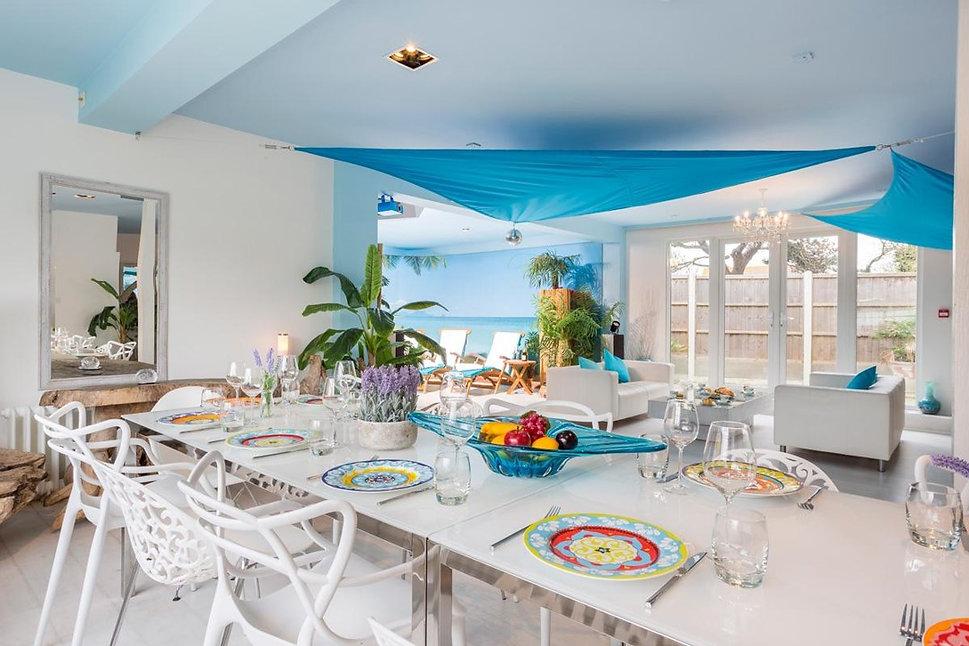 Dining Living Area Beach Sun Retreat.jpg