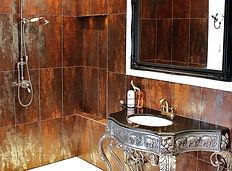 luxury bling wetroom