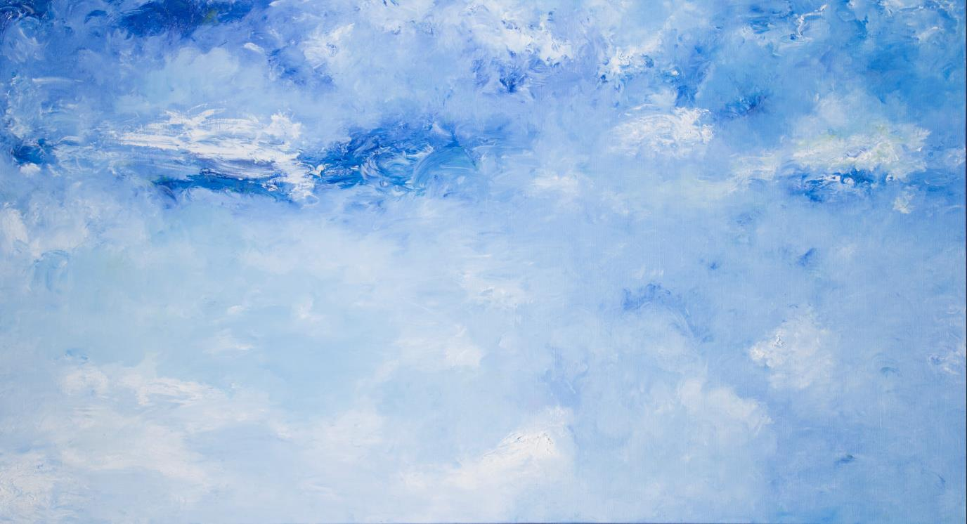 Day and Night (3) 日與夜 (3) 60 x 110cm