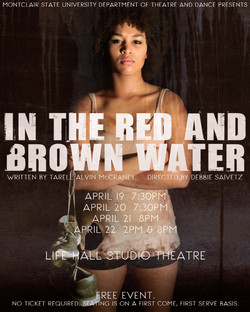 In The Red And Brown Water, MSU 2018