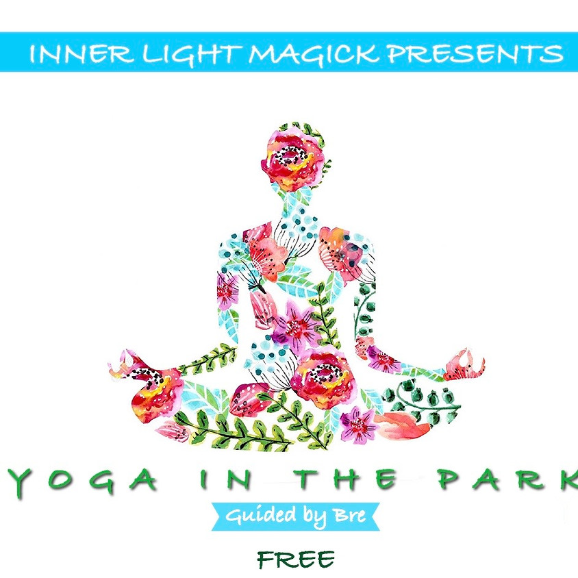 FREE SUNSET YOGA IN THE PARK